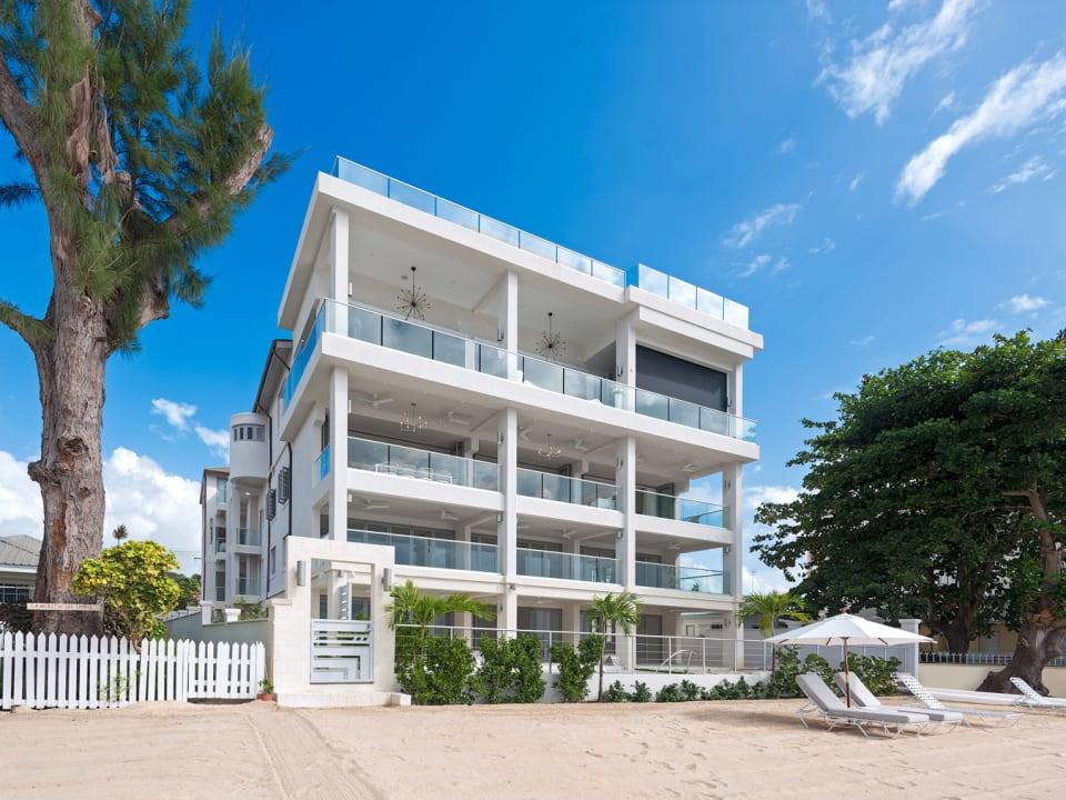Luxury condominiums