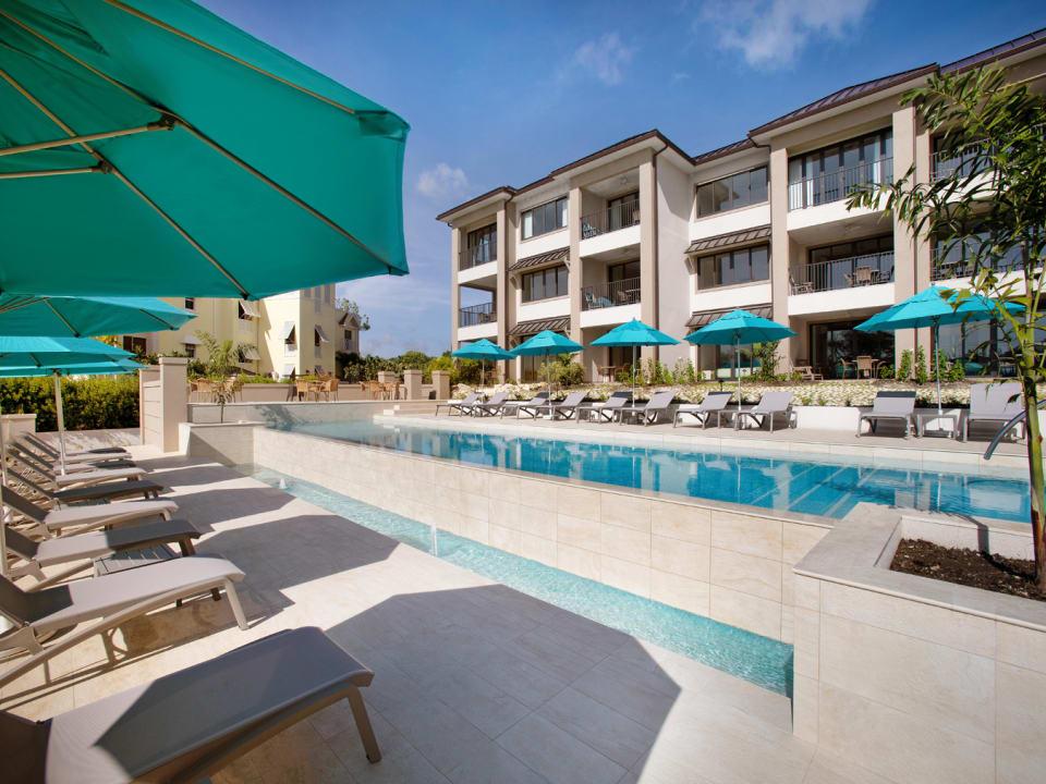 Beach View Villa Pool