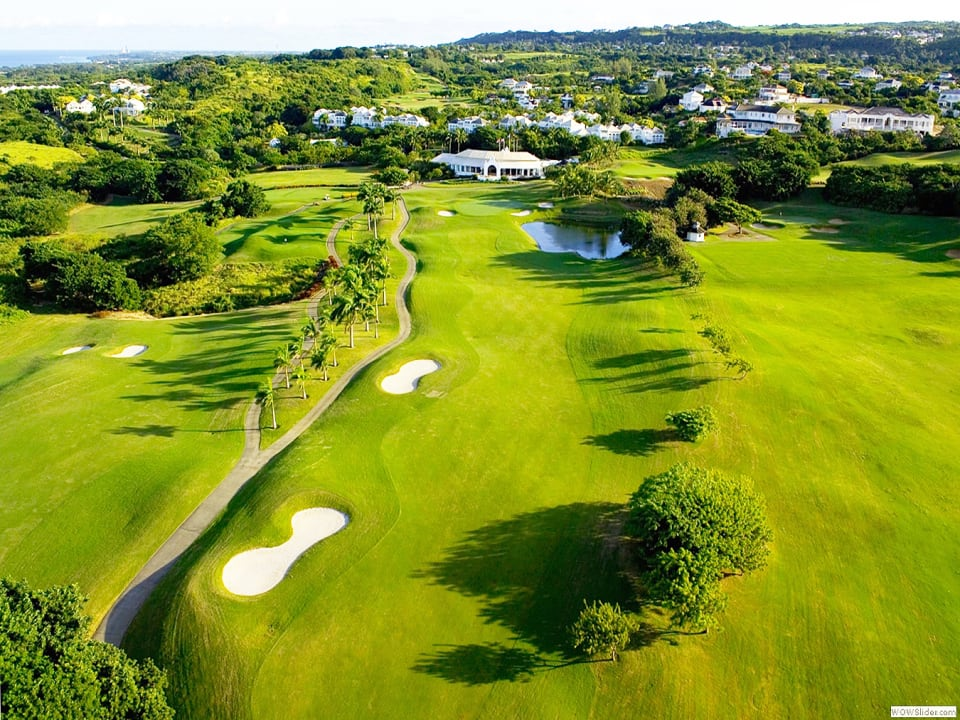 Championship Golf Course at Royal Westmoreland