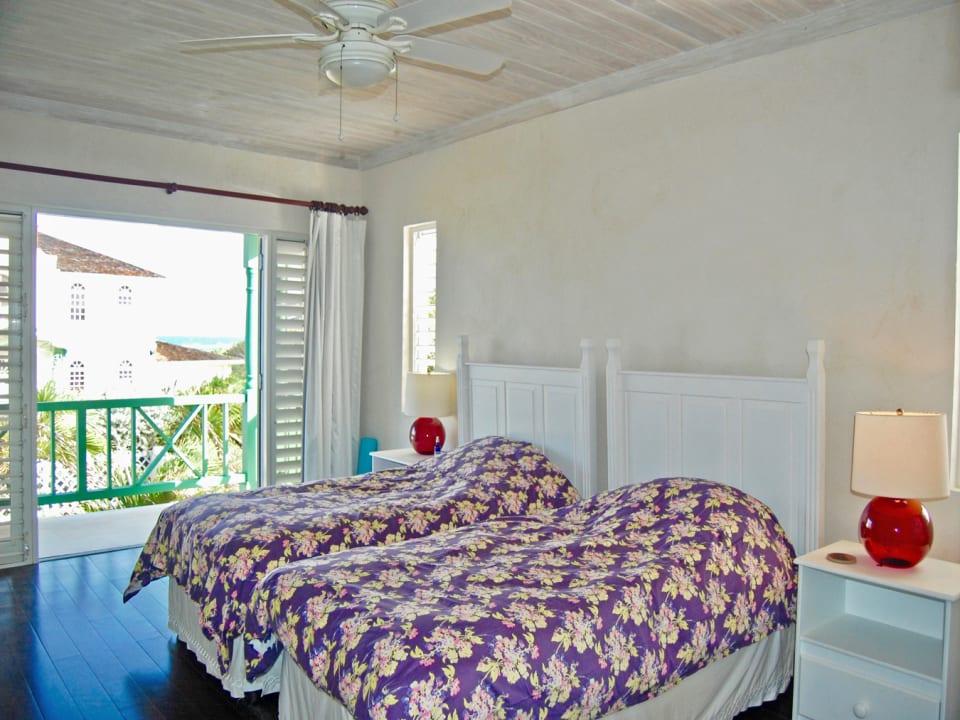 Bedroom 2 on first floor