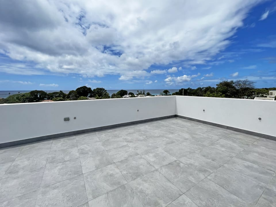 Roof Deck with Stunning Views of the West Coast
