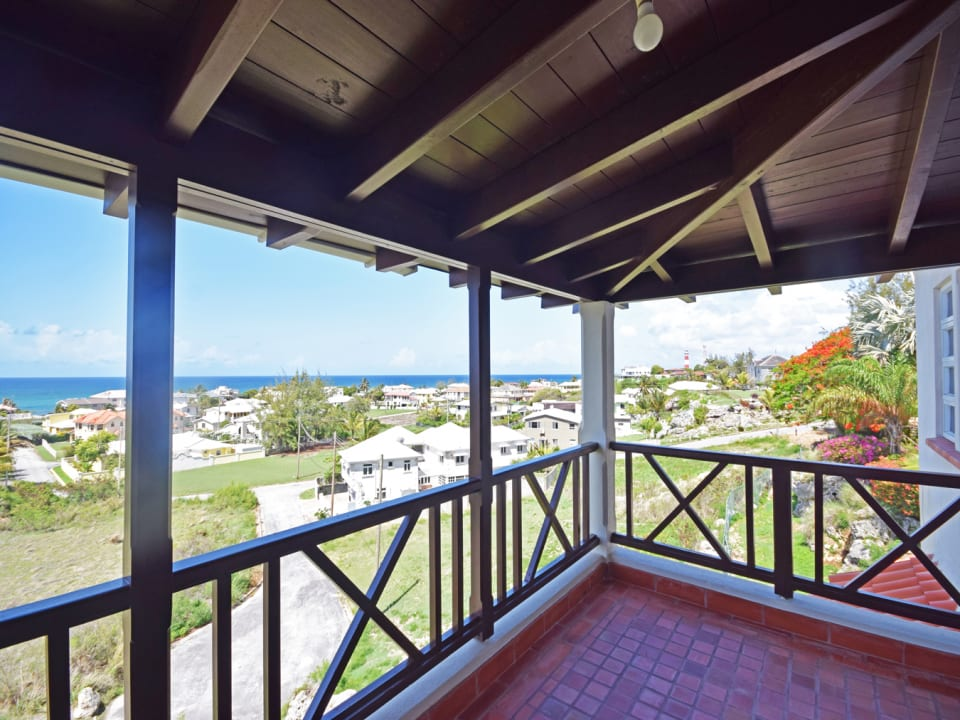View from the Master Bedroom Patio