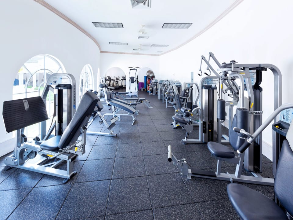 Gym at Royal Westmoreland Resort