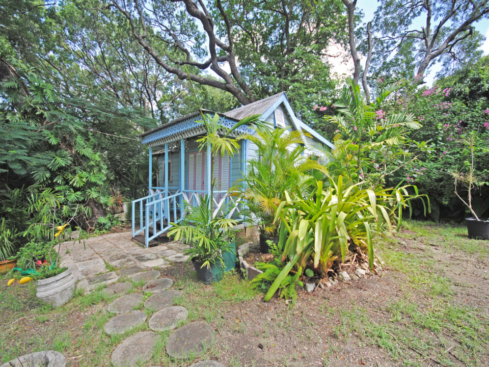 Two bedroom Mango cottage