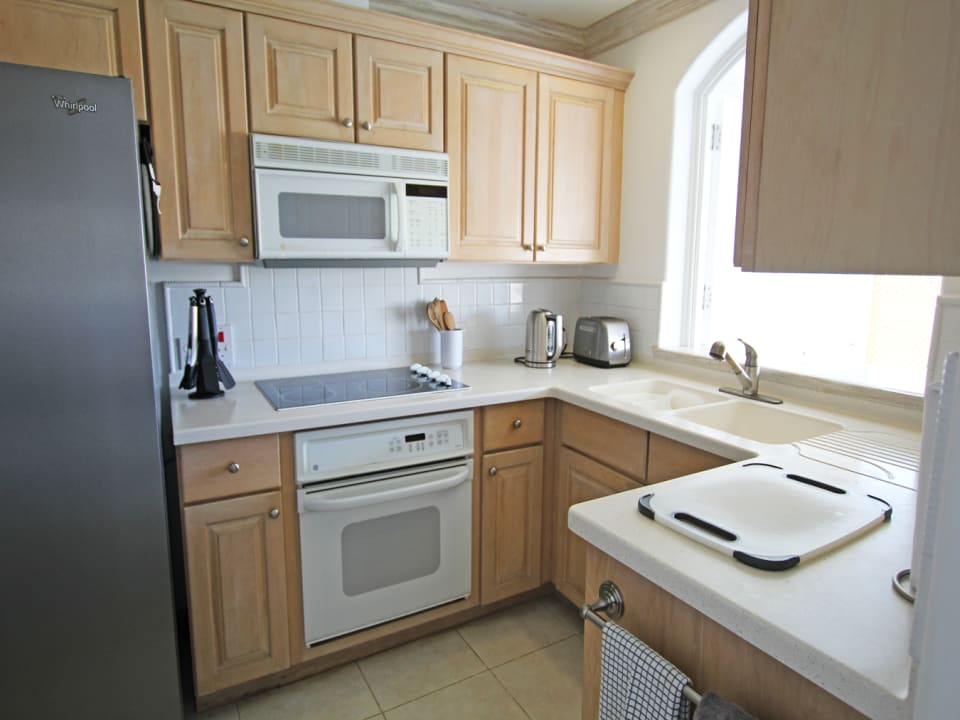 Kitchen in great condition