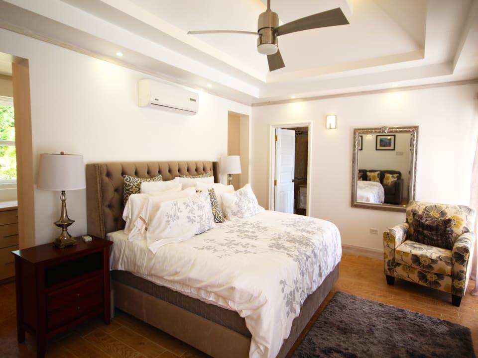 Bedroom 2 - Master Bedroom