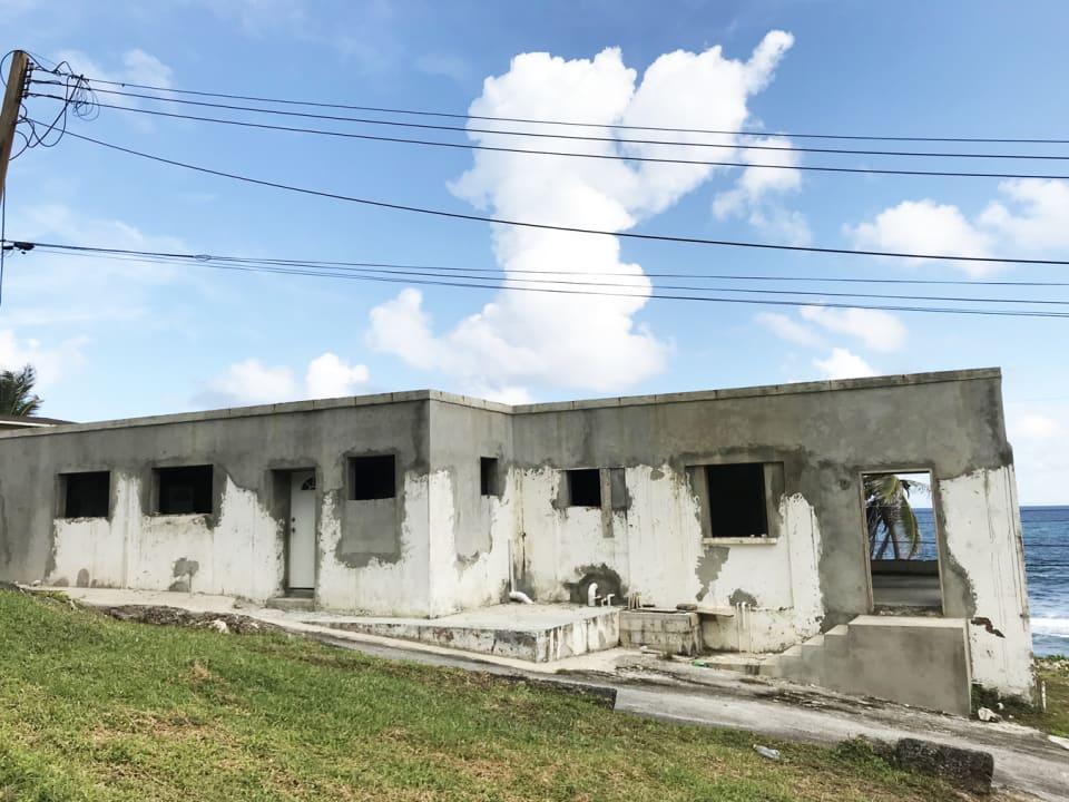 External shot of the building