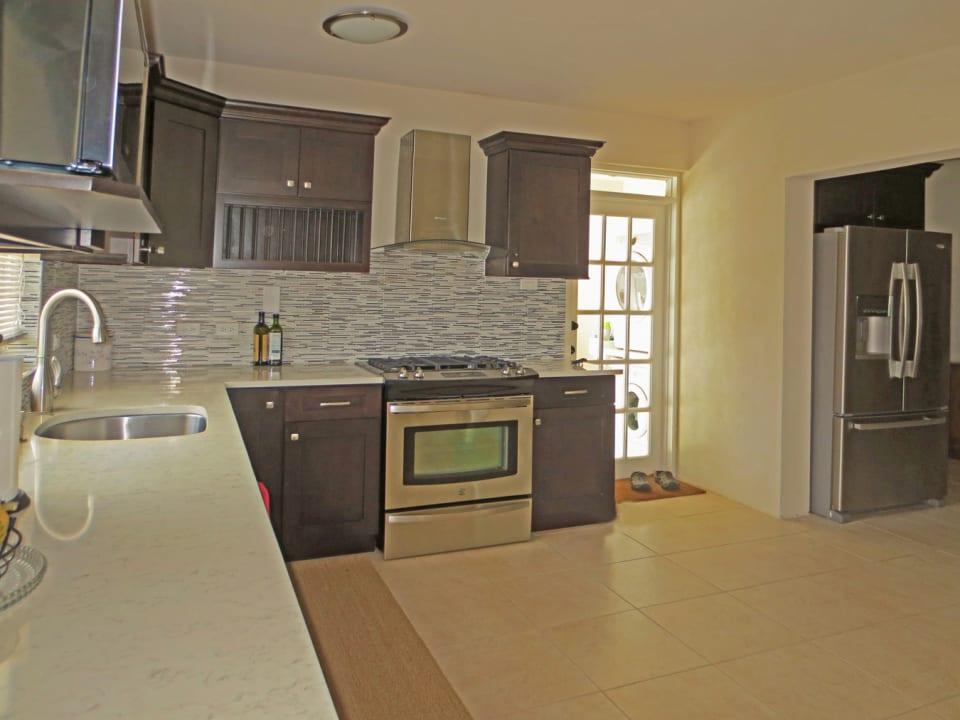 Dowstairs kitchen