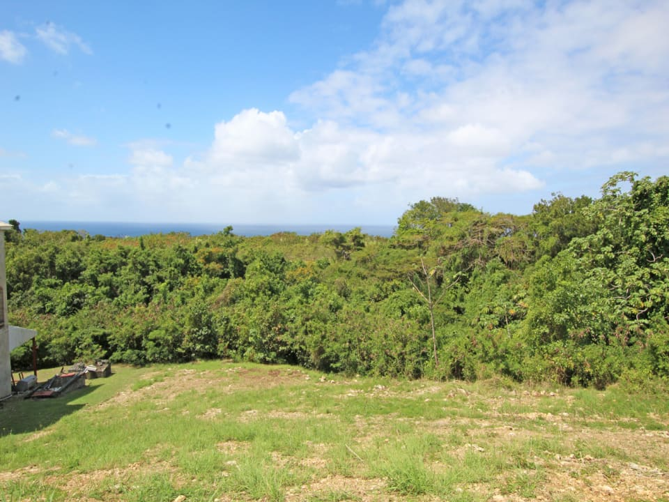 Ridge Close 153. Located on a ridge with lovely views of the Caribbean sea