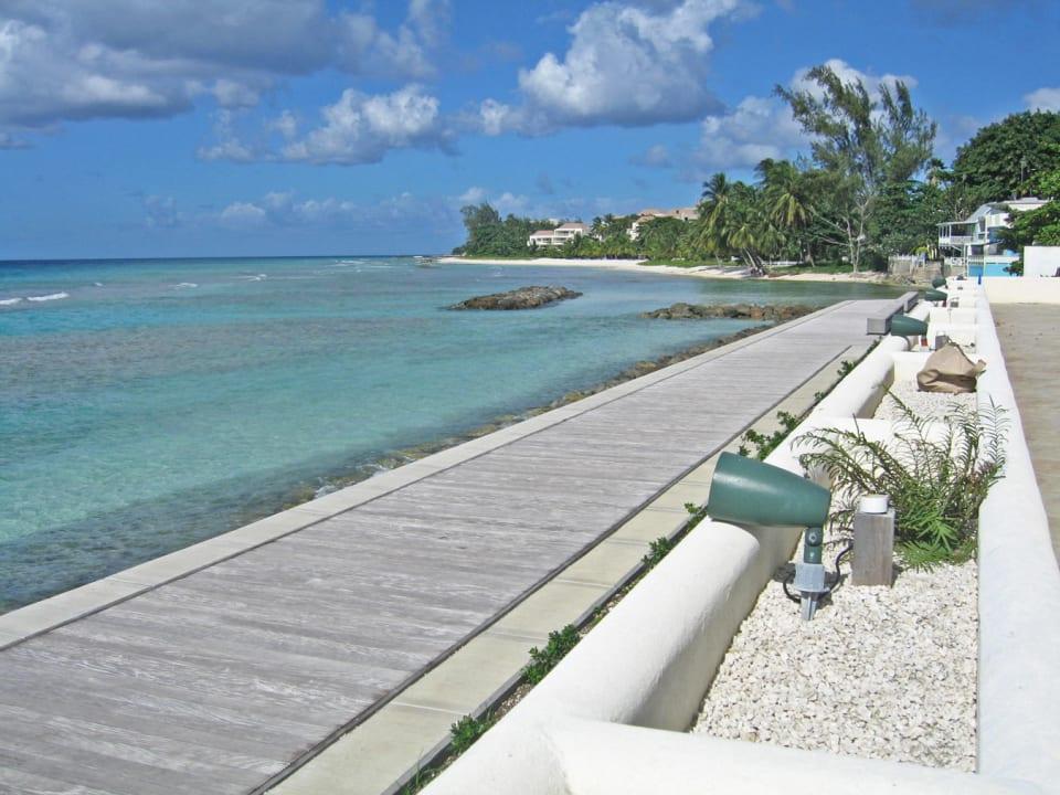 The south coast boardwalk