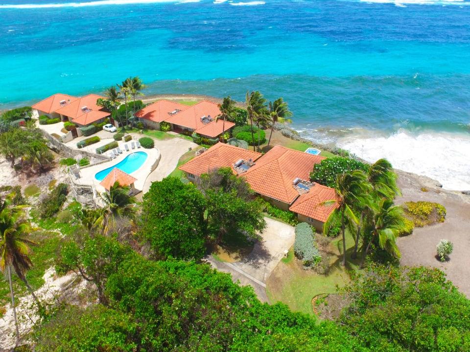 Idyllic Villa located on the right