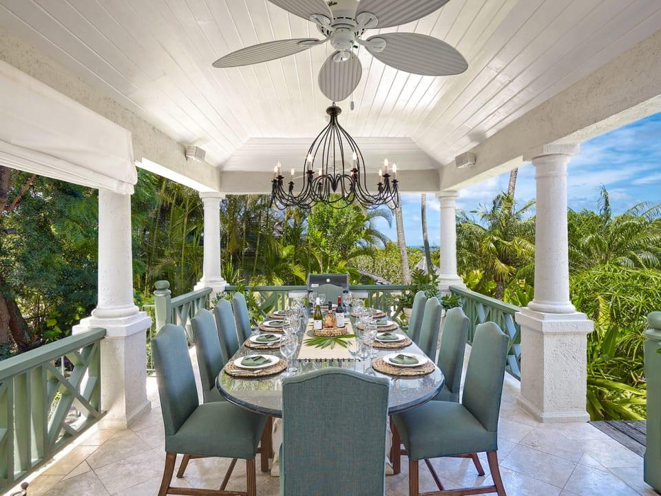 Dining Pavilion