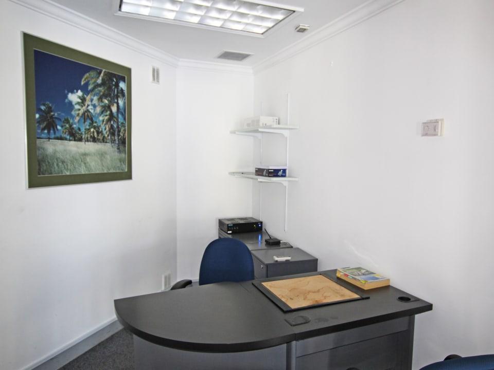 Office in Showroom 3