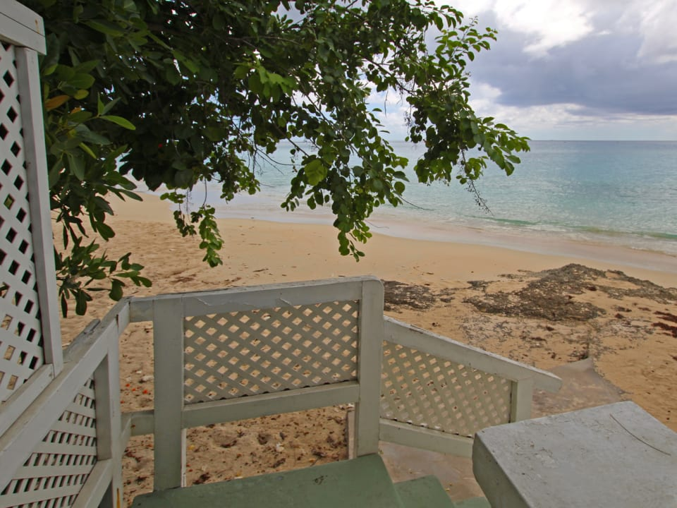 Stairs leading to Mullins Beach