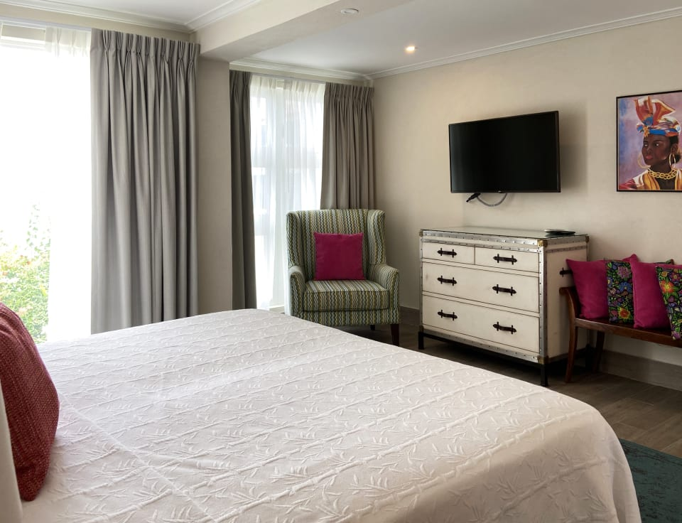 Beautifully furnished bedroom