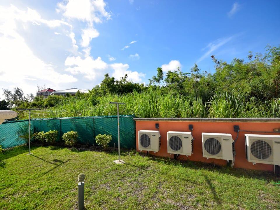 Communal Drying Yard