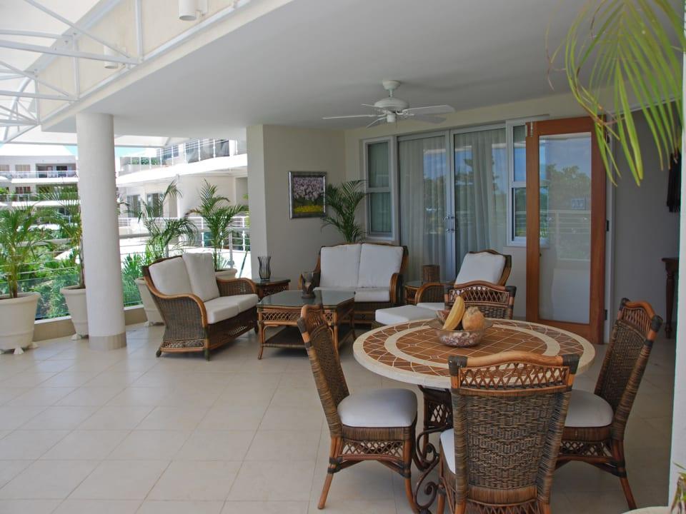 Best Patio in Barbados
