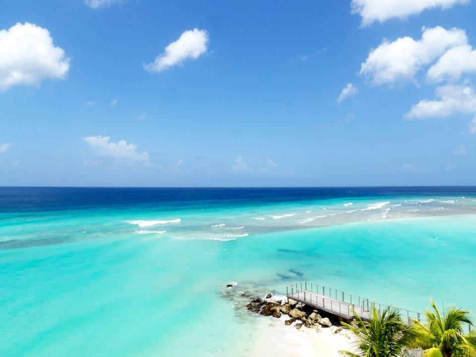 Blissful sea views