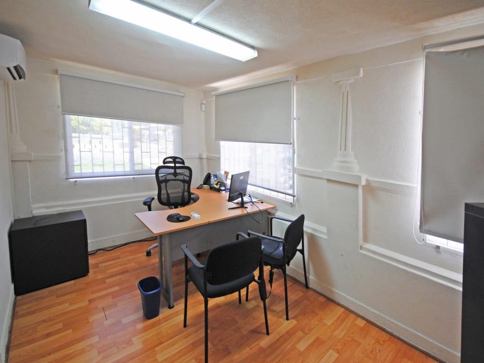 Ground floor executive office