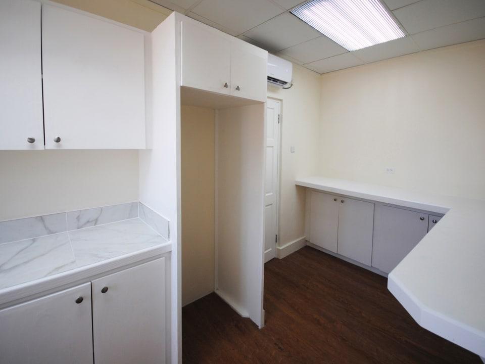 First Floor office kitchen