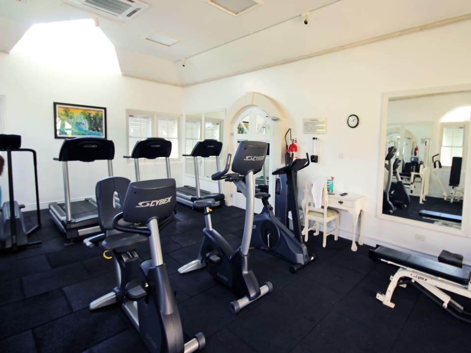 Sugar Hill gym