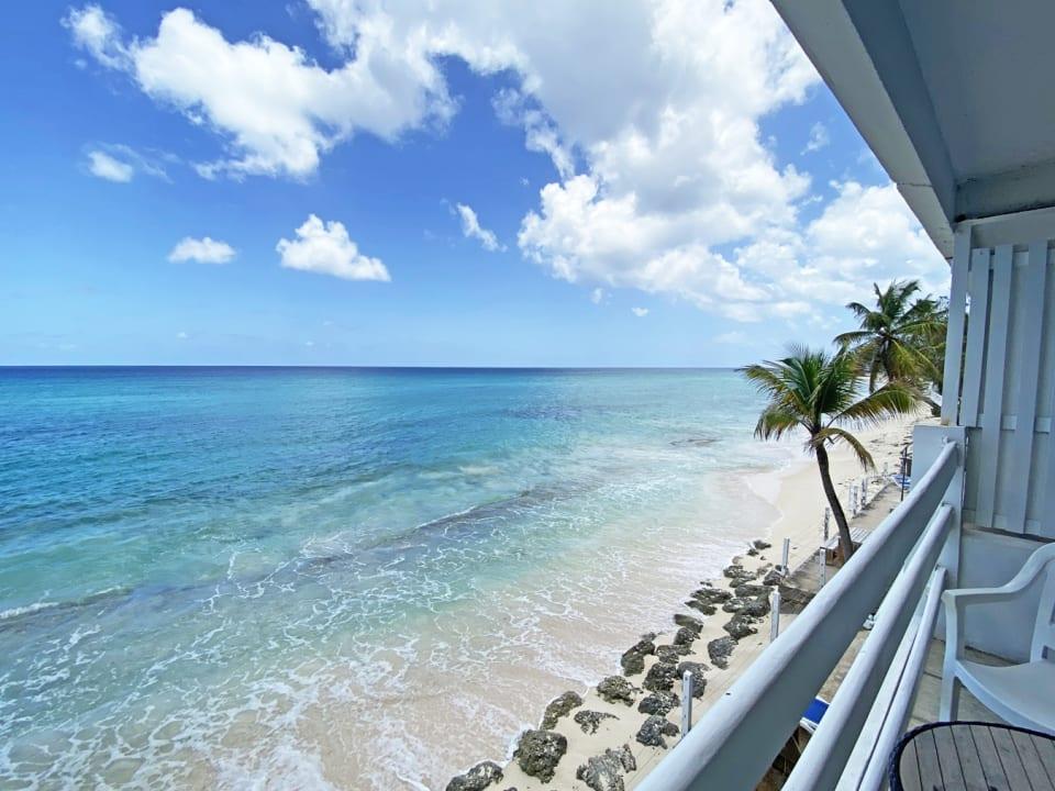 Scenic views from Vista Villas