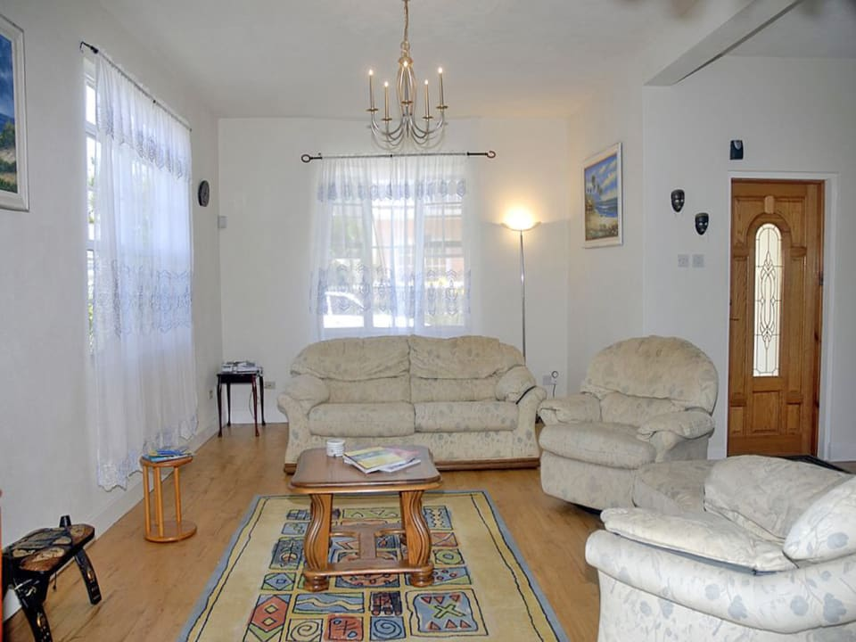 Living Room looking toward front door