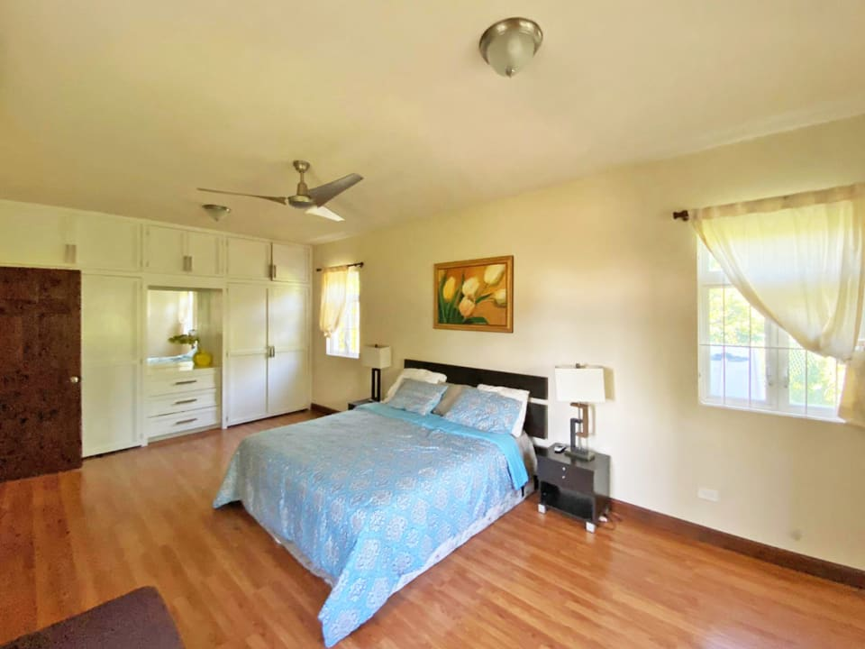 Spacious Bedrooms with ample storage
