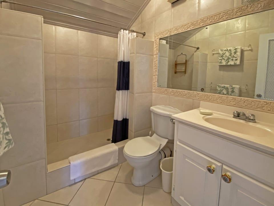 Bathroom threee - upstairs