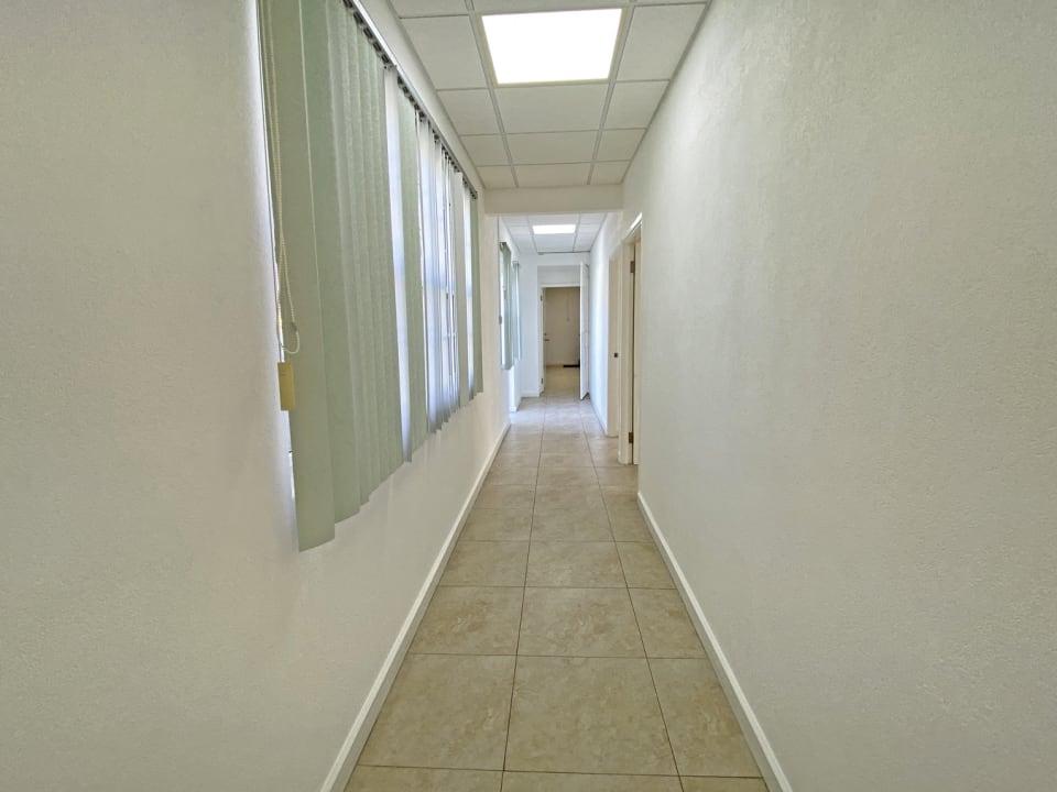 Corridor - ground floor