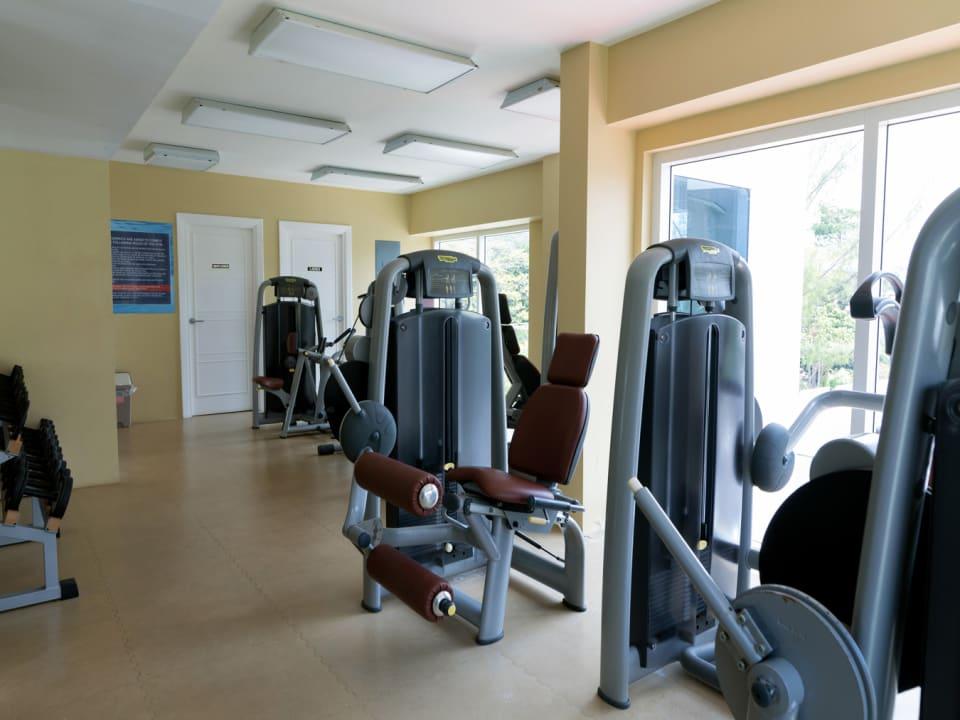 Communal Gym