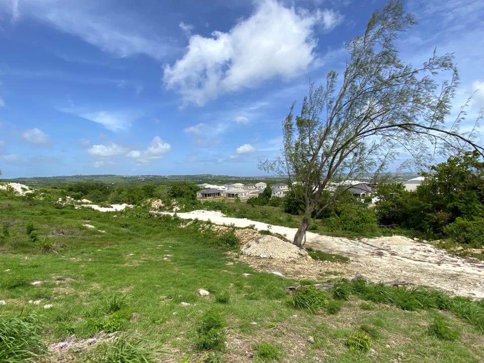 Overlooking Valley View