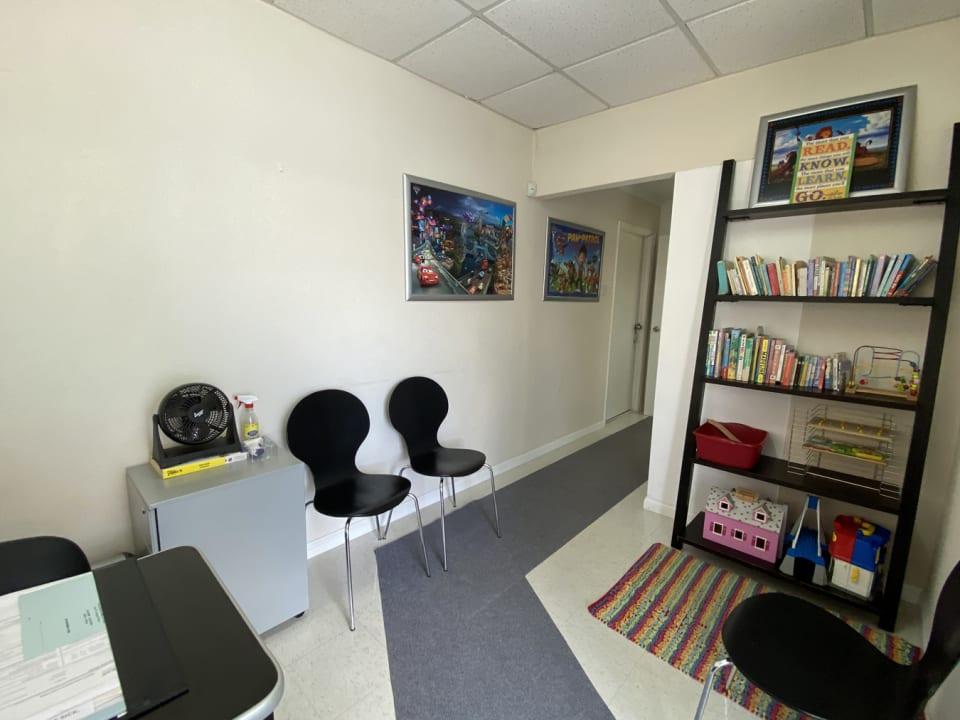 Back office