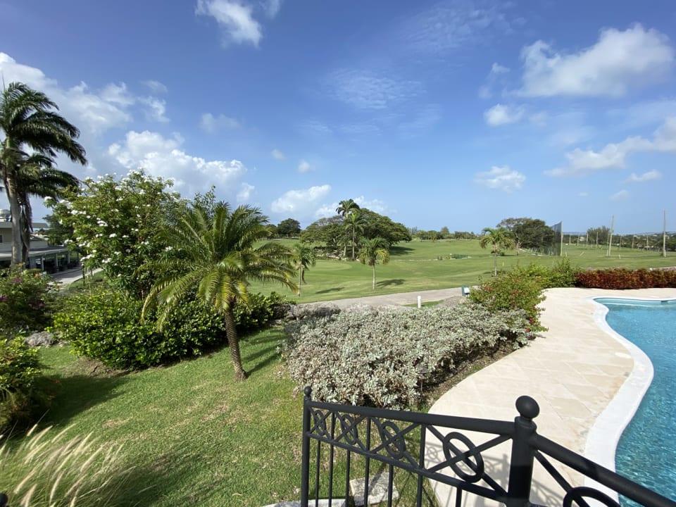 The Barbados Golf Course