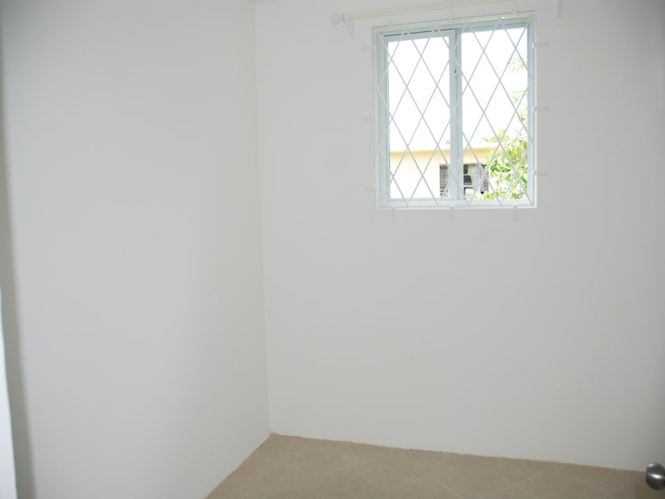 Small room off of the second bedroom