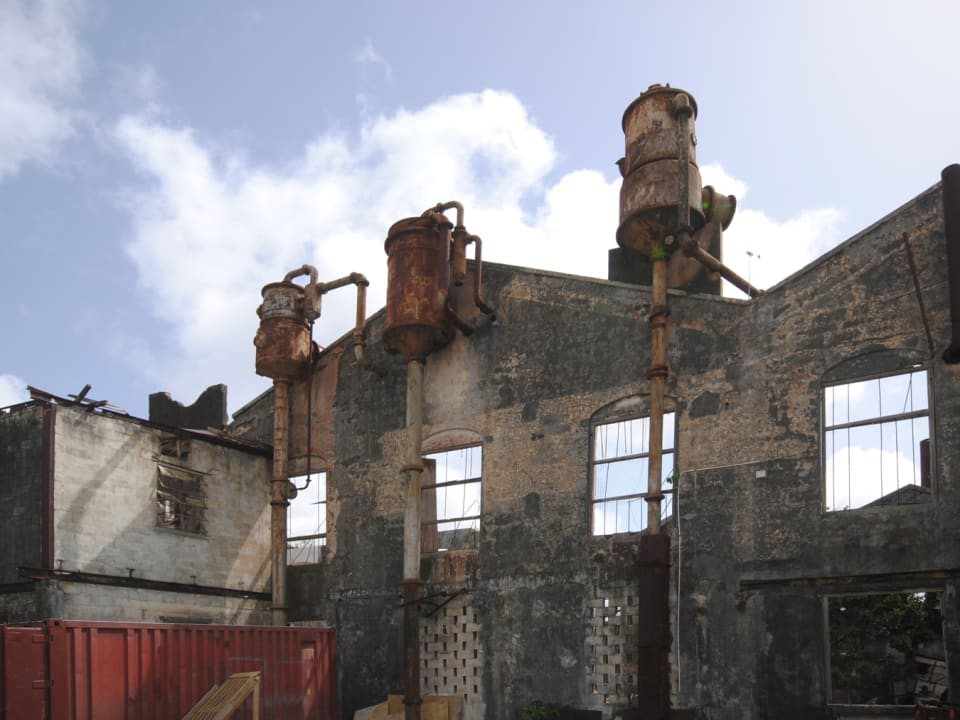 Original old factory buildings perfect for development