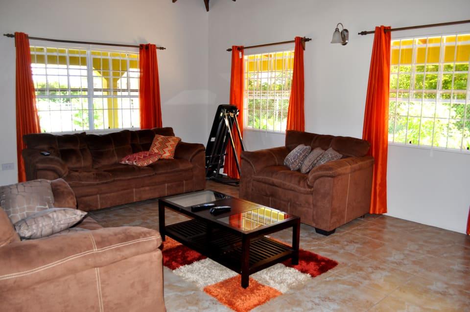 Living Room (Open plan)