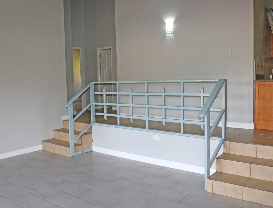 Bedrooms/Kitchen accessway