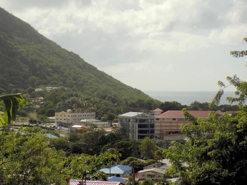 Views of Rodney Bay