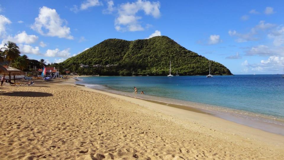 Reduit Beach Nearby