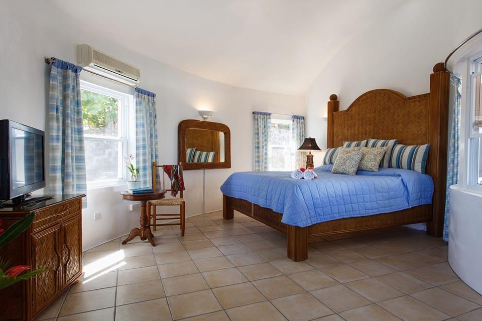 Bosuns - King Bedroom