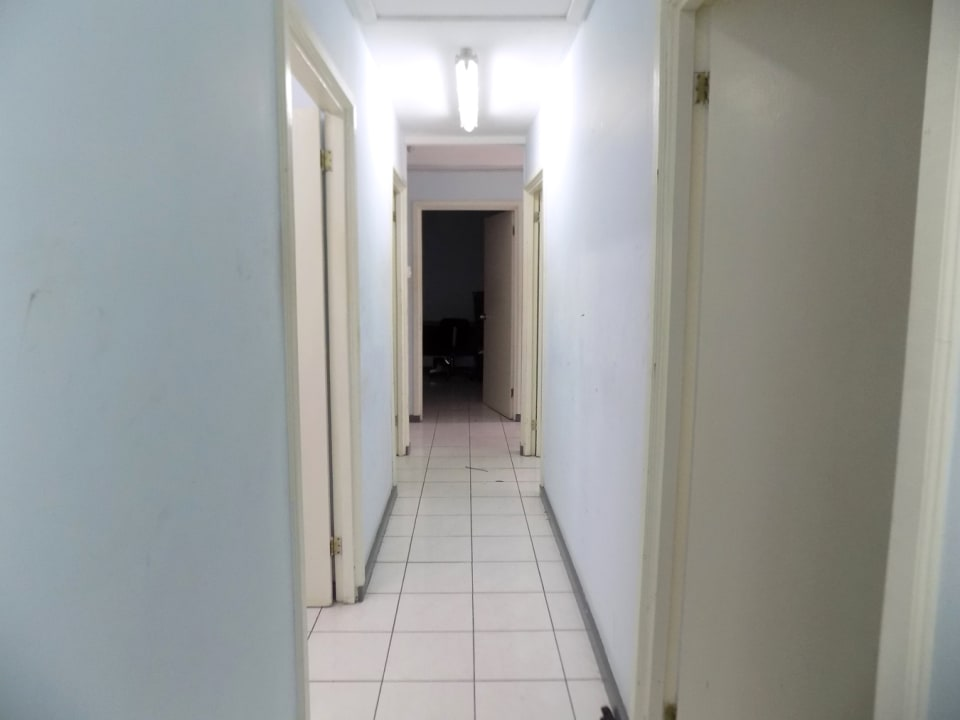 Hallway to other offices