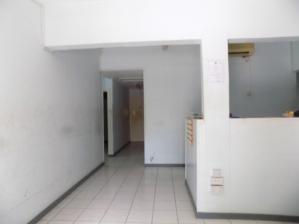 Entrance - Reception Area