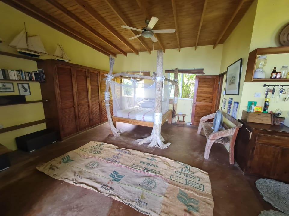 The Treehouse Interior