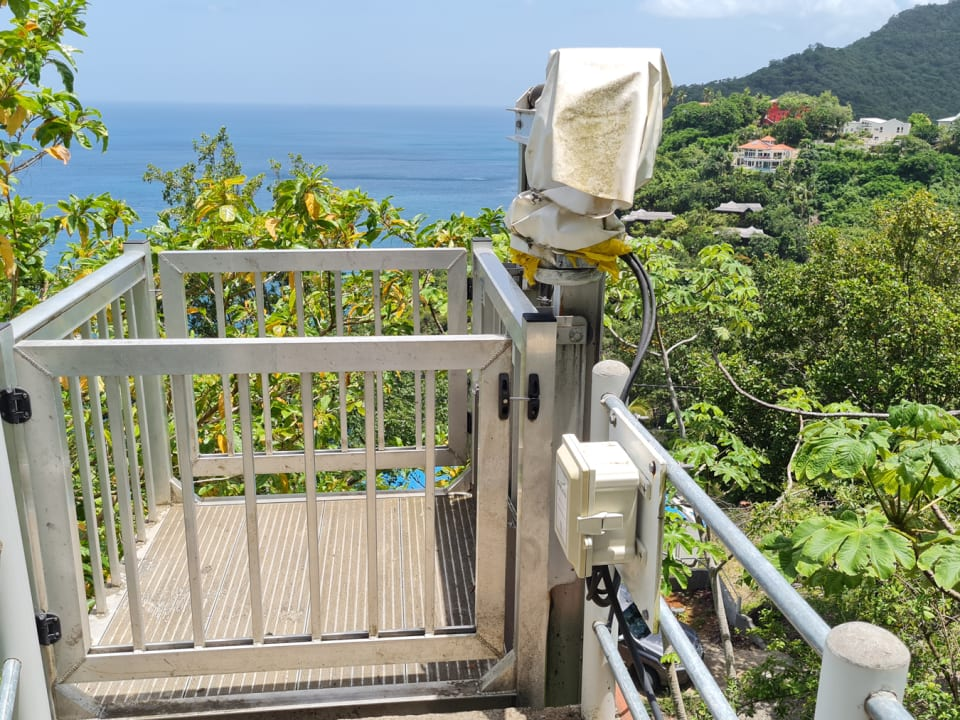 Lift to and from the Lookout