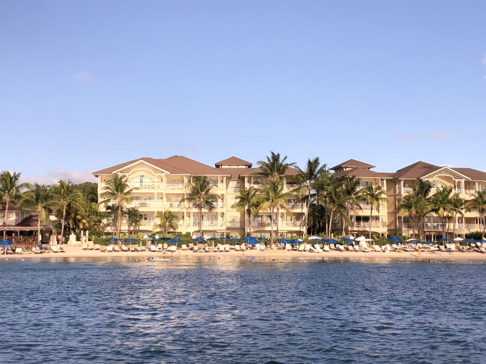 View of The Landings from the water