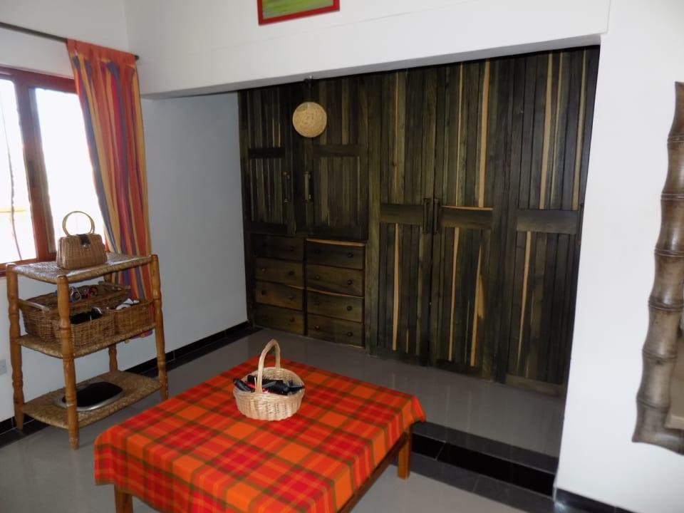 Master Bedroom - Closet Space