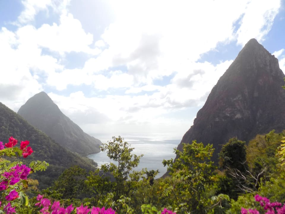 Views of the Val Des Pitons