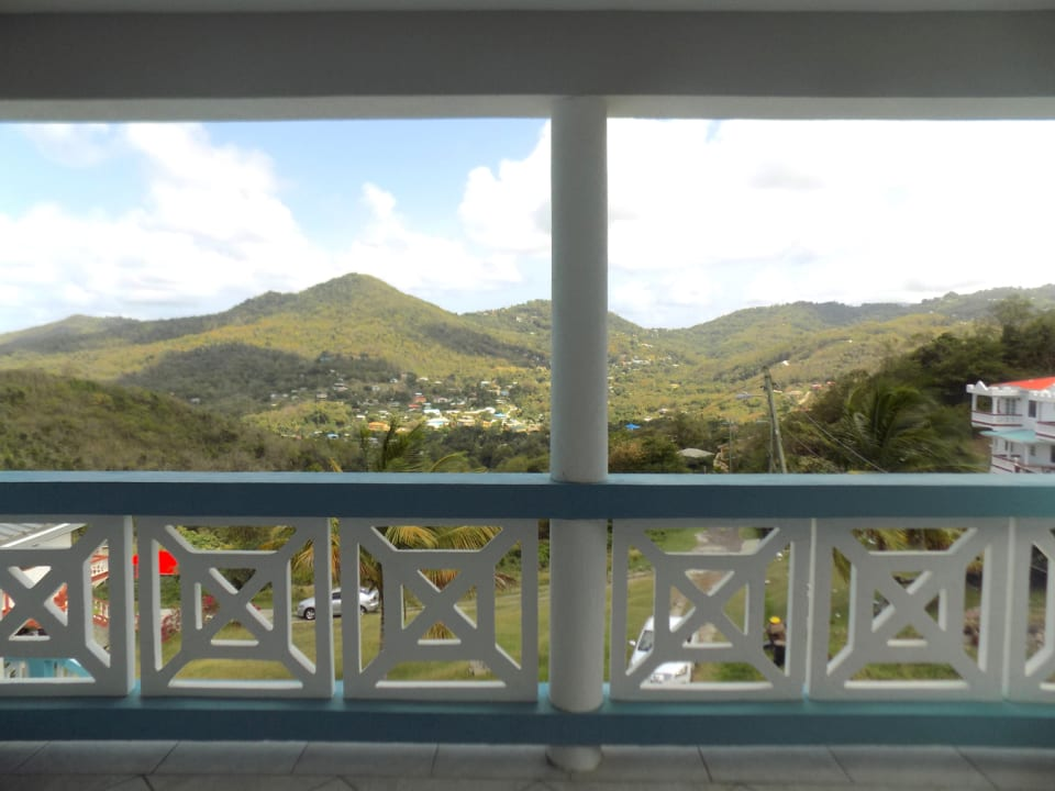 View from Master Bedroom patio
