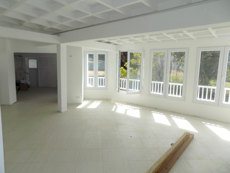 Open-plan Dining Area